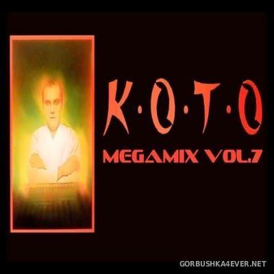 DJ SpaceMouse - Koto Megamix vol 7 [2015]