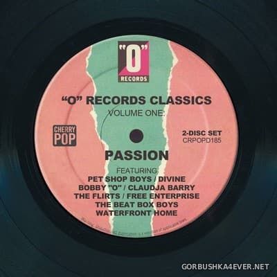''O'' Records Classics - Volume One - Passion [2017] / 2xCD