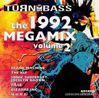 Turn Up The Bass Megamix [1992] Part 2