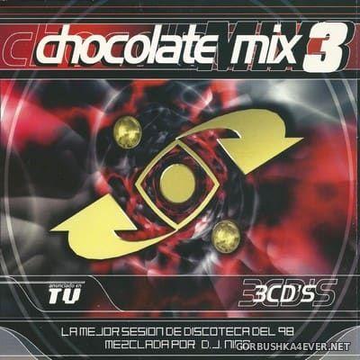 Chocolate Mix 3 [1998] / 3xCD