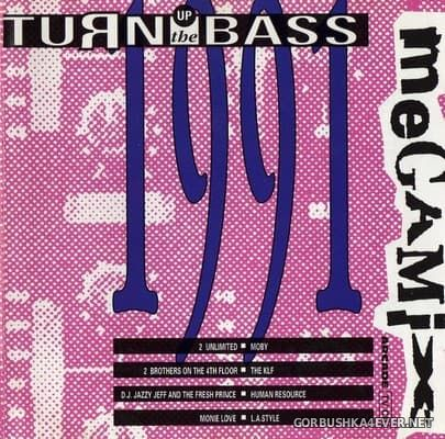 Turn Up The Bass Megamix [1991]