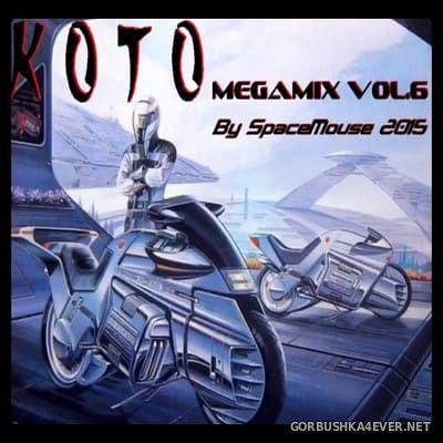 DJ SpaceMouse - Koto Megamix vol 6 [2015]