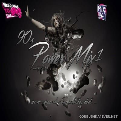 DJ Ridha Boss - 90s Power Mix vol 1 [2017]