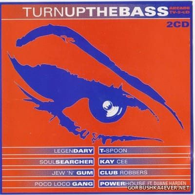 Turn Up The Bass - Back To The Future [1999] / 2xCD