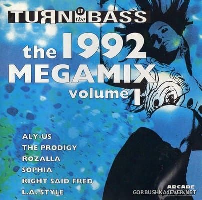 Turn Up The Bass Megamix [1992] Part 1