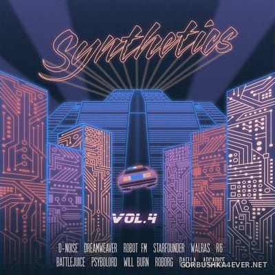 Synthetics vol 4 [2017] Synth Runner