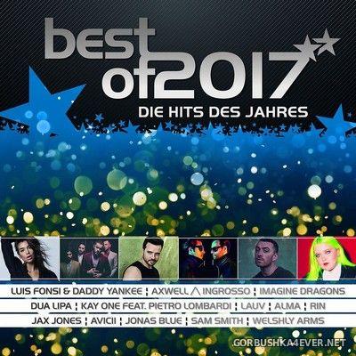 Best Of 2017 - Die Hits Des Jahres [2017] / 2xCD