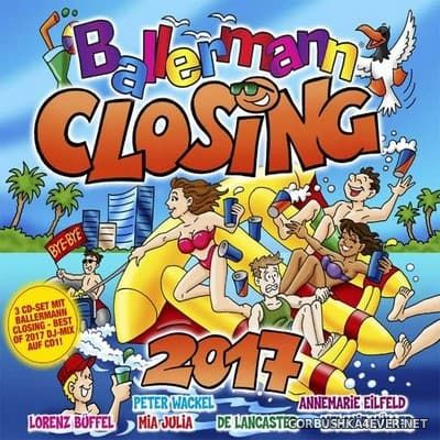 Ballermann Closing 2017 [2017] / 3xCD