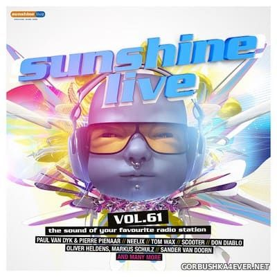 Sunshine Live vol 61 [2017]