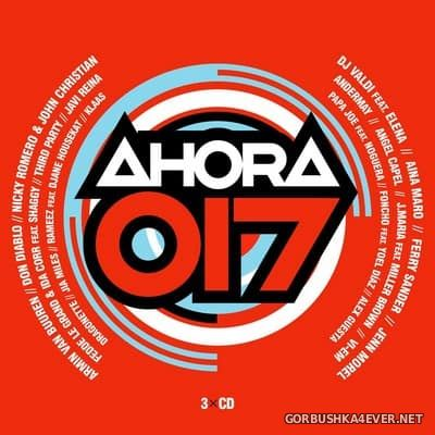 Ahora 017 [2017] / 3xCD
