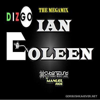 Manuel Rios DJ - Ian Coleen Megamix 2017