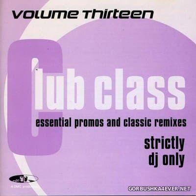 [DMC] Club Class vol 13 [1998]