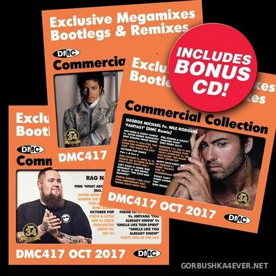DMC Commercial Collection vol 417 [2017] October / 3xCD
