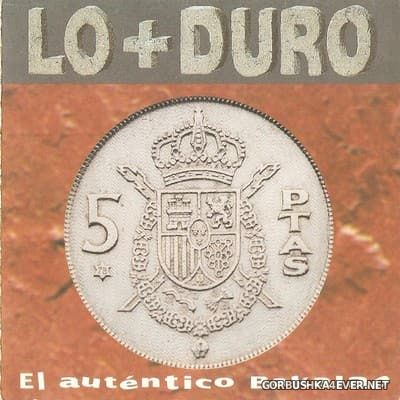 [Max Music] Lo+Duro 1 [1993] / 2xCD
