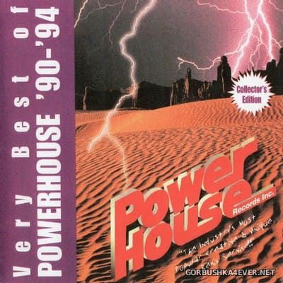 Very Best Of Powerhouse '90-'94 [1995] / 2xCD