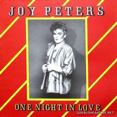 Joy Peters - One Night In Love [2017]