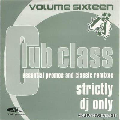 [DMC] Club Class vol 16 [1998]