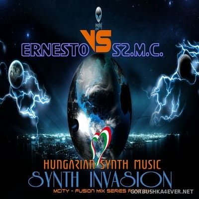 Ernesto vs SZMC - Hungaryan Fusion Synth Mix [2017]