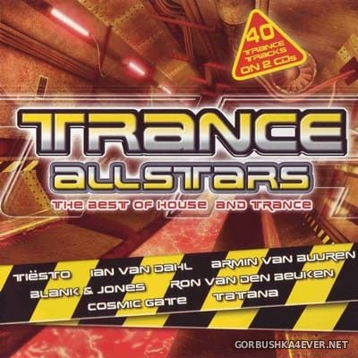 Trance Allstars vol 1 [2007] / 2xCD