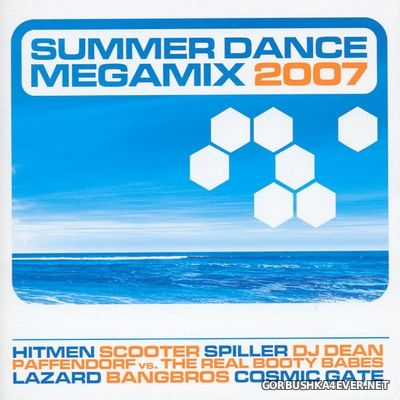 Summer Dance Megamix 2007 / 2xCD