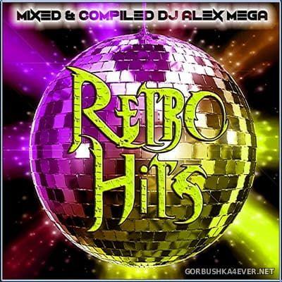 DJ Alex Mega - Retro Hits 2013