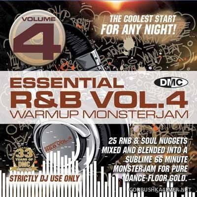 [DMC] Monsterjam - Essential R&B Warm Up vol 04 [2016] Mixed By DJ Ivan Santana