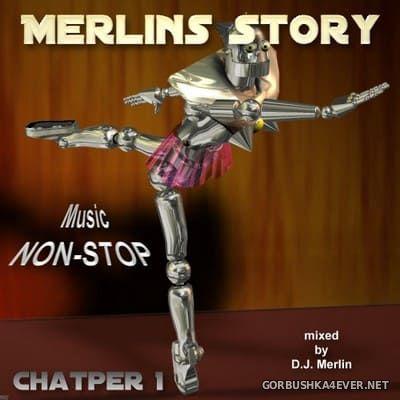 DJ Merlin - Merlins Story Chapter 1 [2002]