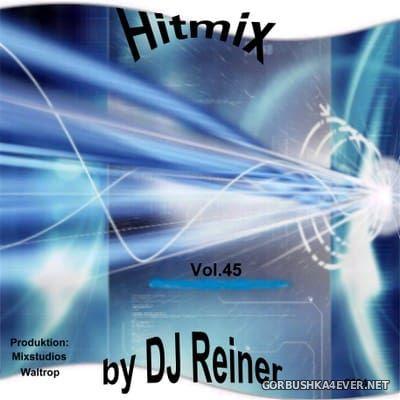 DJ Reiner - Hitmix vol 45 [2004]
