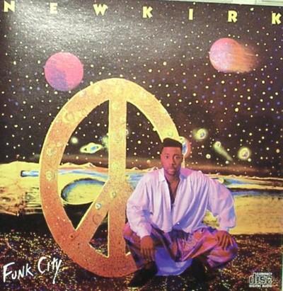 Newkirk - Funk City [1989]