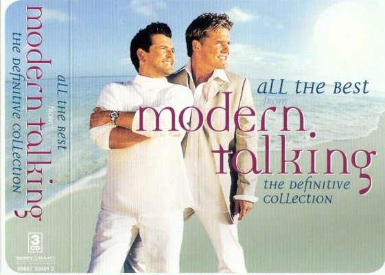 Modern Talking - All The Best: The Definitive Collection [2008]