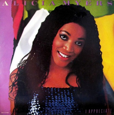 Alicia Myers - I Appreciate [1984]