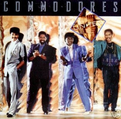 The Commodores - United [1986]