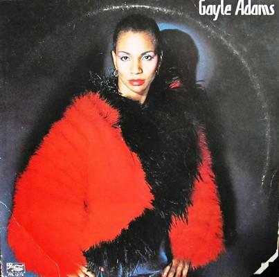 Gayle Adams - Gayle Adams [1980]