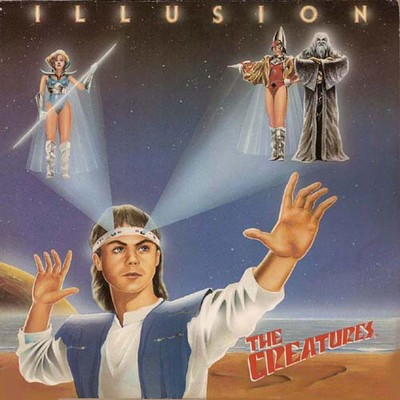 The Creatures - Illusion [1985]