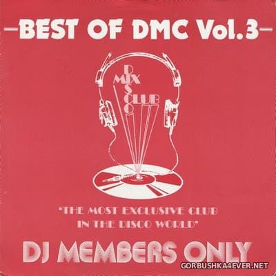 [DMC] Best Of DMC vol 03 [1984]