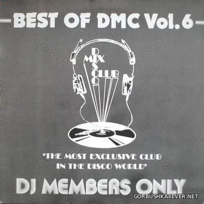 [DMC] Best Of DMC vol 06 [1988]