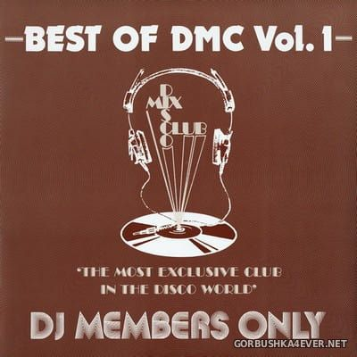 [DMC] Best Of DMC vol 01 [1984]