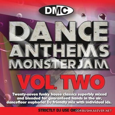 [DMC] Monsterjam - Dance Anthems vol 2 [2016] Mixed by Klubheadz