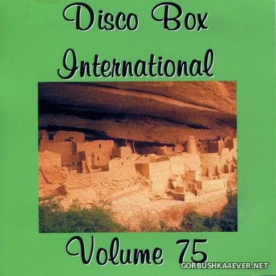 Disco Box International vol 75 [2017] / 2xCD