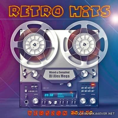 DJ Alex Mega - Retro Hits (version 50x50) [2013]