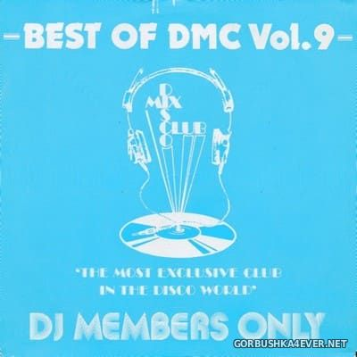 [DMC] Best Of DMC vol 09 [1989]