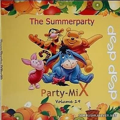 Deep Party Mix vol 19 (The Summerparty) [2017] Bootleg