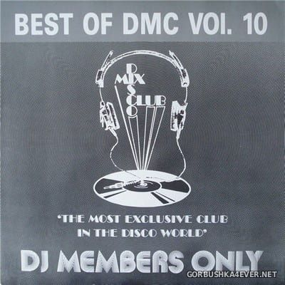[DMC] Best Of DMC vol 10 [1989]