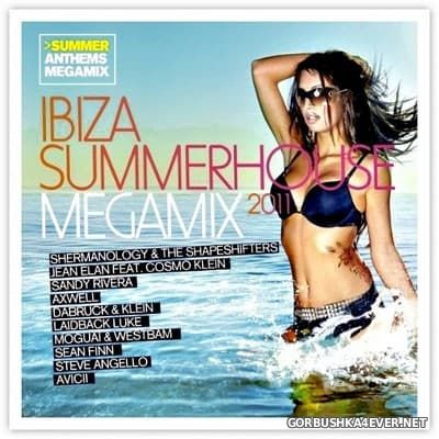 Ibiza Summerhouse Megamix 2011 / 2xCD / Mixed by DJ Deep