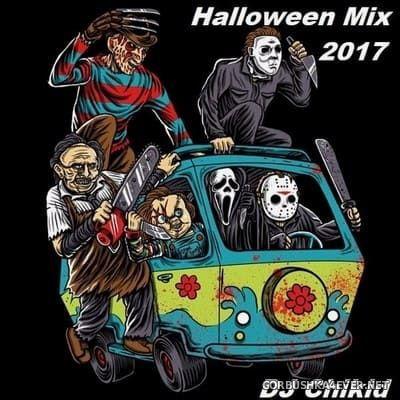 DJ Chikid - Halloween Mix 2017