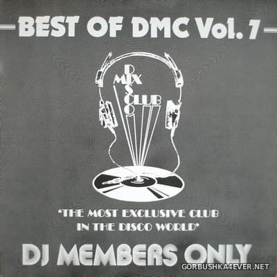 [DMC] Best Of DMC vol 07 [1988]
