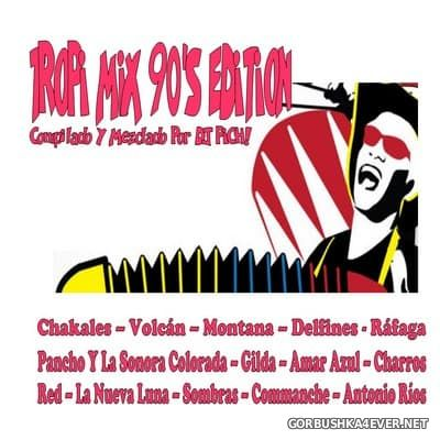 DJ Pich - Tropi Mix (Lo Mejor De Los 90s) [2014]