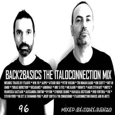 Back2Basics Italo Mix vol 96 (The ItaloConnection) [2017] by Tony Renzo