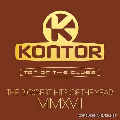 [Kontor] Top Of The Clubs - The Biggest Hits Of The Year MMXVII [2017] / 3xCD
