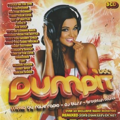 Pump It vol 7 [2013] / 3xCD
